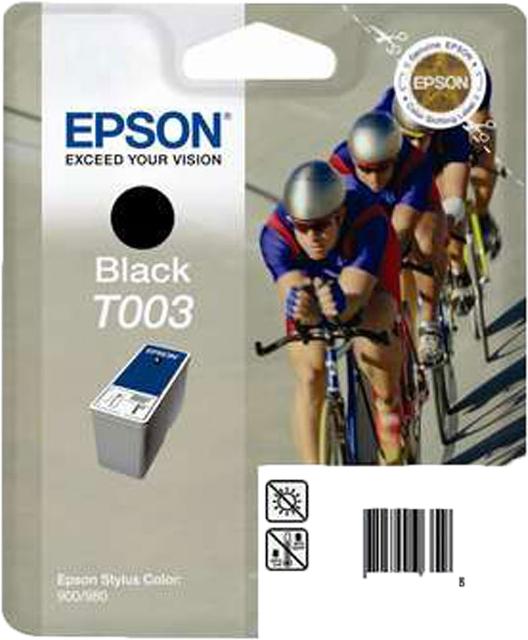 Epson T003 zwart