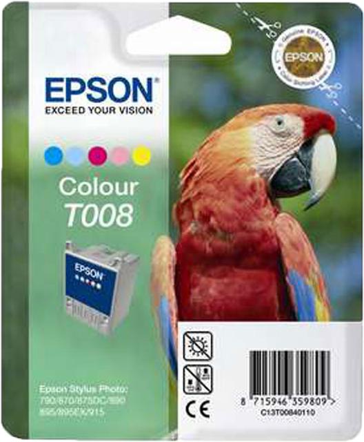 Epson T008 kleur