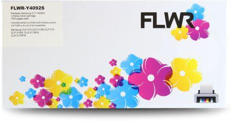 FLWR Samsung P4092C rainbow kit zwart en kleur