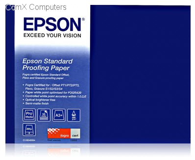 Epson Standard Proofing Paper A3++ wit