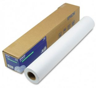 Epson Traditional Photo Paper rol 24 wit