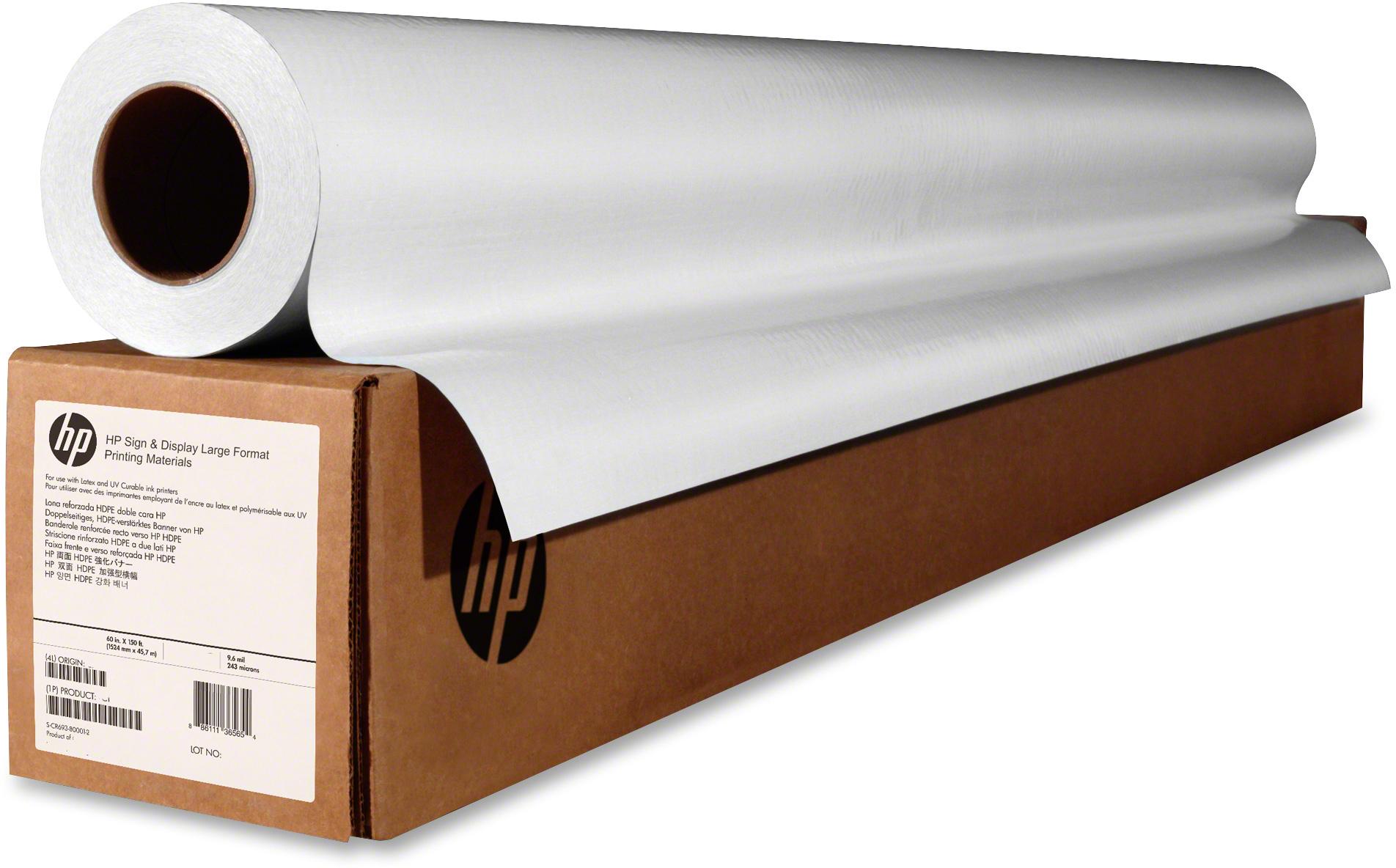 HP  Instant Dry fotopapier Glans | Rol | 190 gr/m² 1 stuks