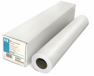 HP Natural Tracing Paper Transparant op rol wit