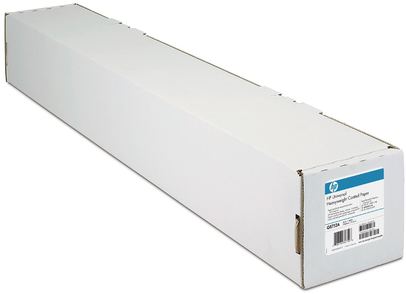 HP Coated Paper rol 594 mm x 45,7 m wit