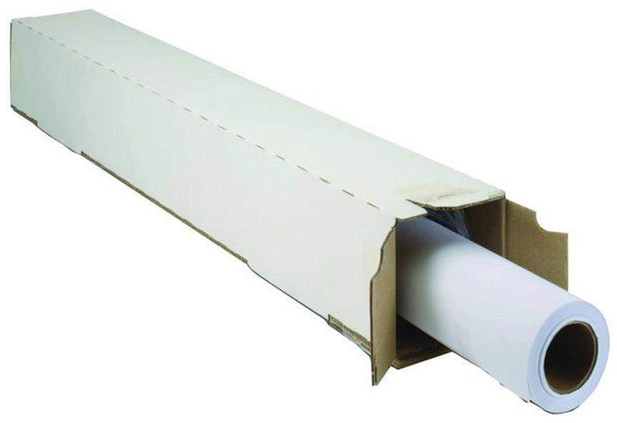 HP Bright White Inkjet Paper op rol wit