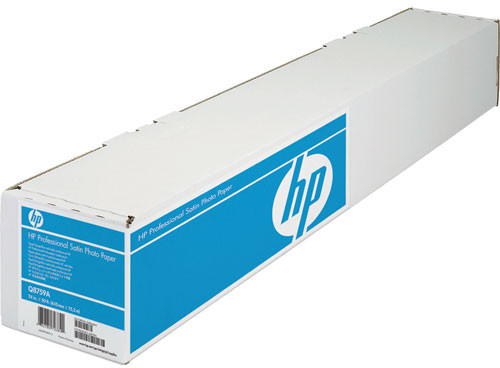 HP Professional Satin Photo Paper wit