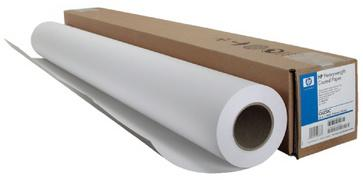 HP Coated Paper rol 23 Inch wit