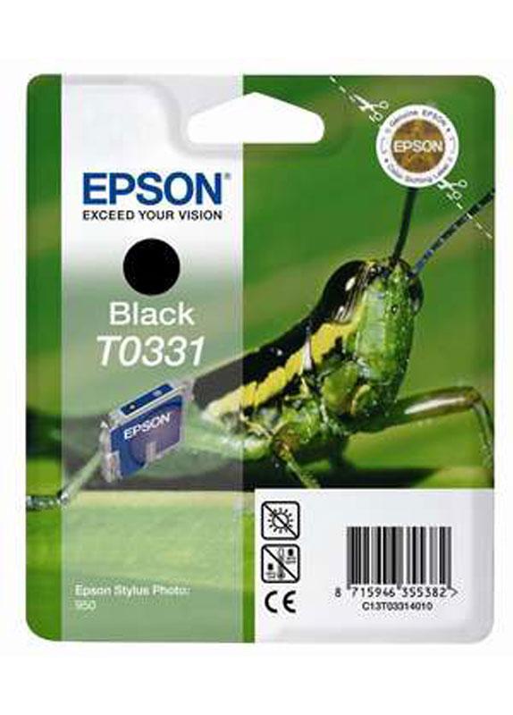 Epson T0331 zwart