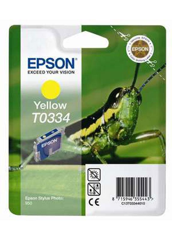 Epson T0334 geel