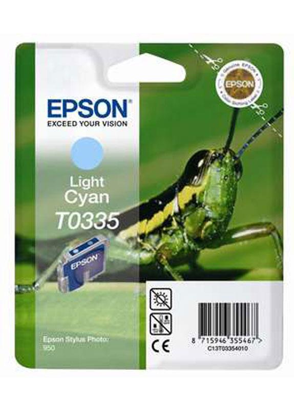 Epson T0335 licht cyaan