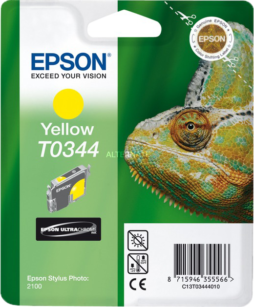 Epson T0344 geel