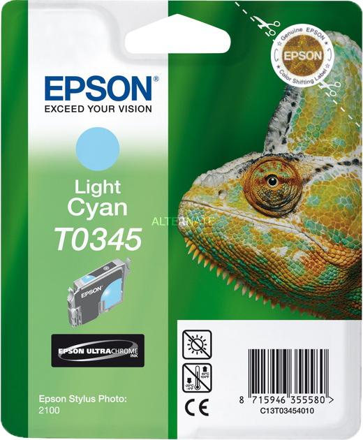 Epson T0345 licht cyaan