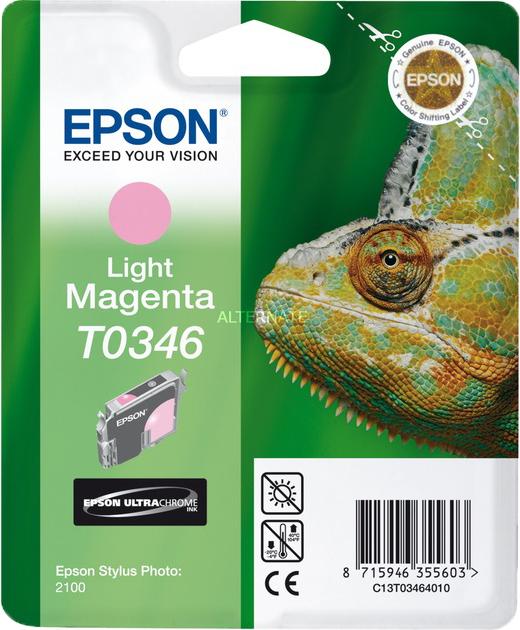 Epson T0346 licht magenta