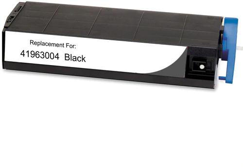 Huismerk Oki C7100 zwart