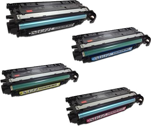 Huismerk HP 647A / 648A multipakket