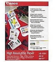 Canon HR-101 High Resolution wit