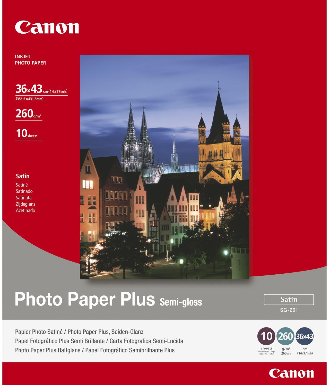 Canon SG-201 Semi gloss 36 x 43 cm wit