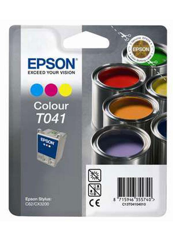 Epson T041 kleur