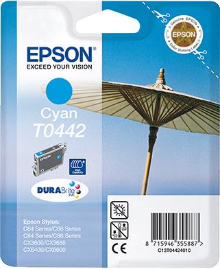 Epson T0442 cyaan