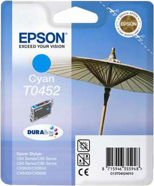 Epson T0452 cyaan