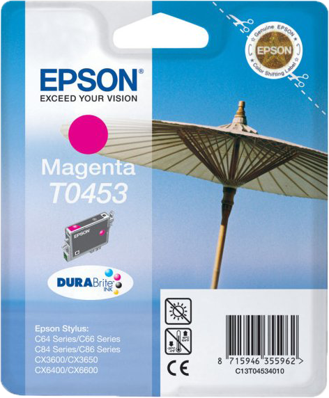 Epson T0453 magenta