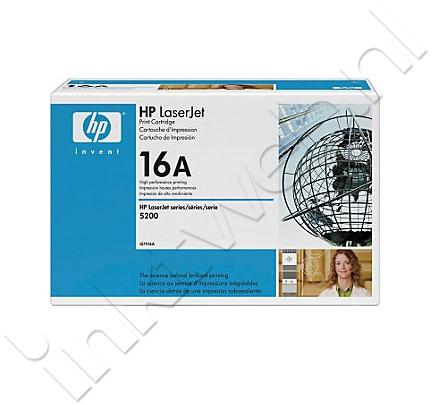 HP 16A zwart