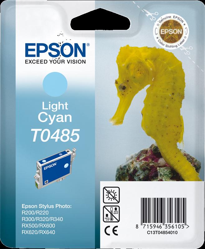 Epson T0485 licht cyaan