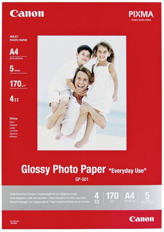 Canon GP-501 A4 Fotopapier wit