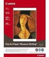 Canon Fine Art Fotopapier Museum Etching wit
