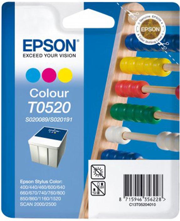 Epson T0520 kleur