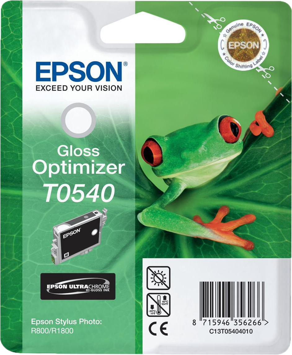 Epson T0540 Gloss Optimizer transparant