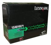 Lexmark 12A6160 zwart