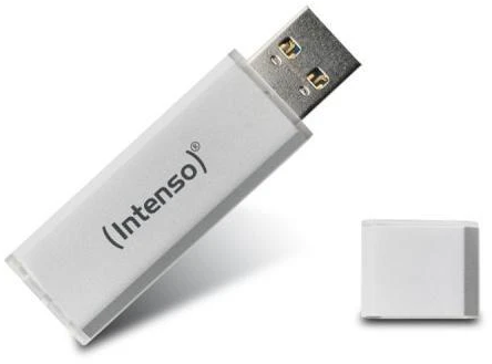 Intenso USB Drive 3.0 64 GB Zilver