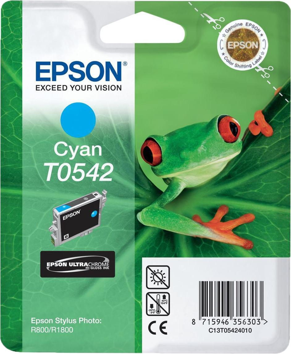 Epson T0542 cyaan
