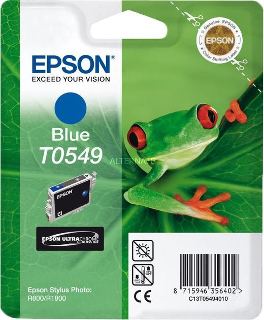 Epson T0549 blauw