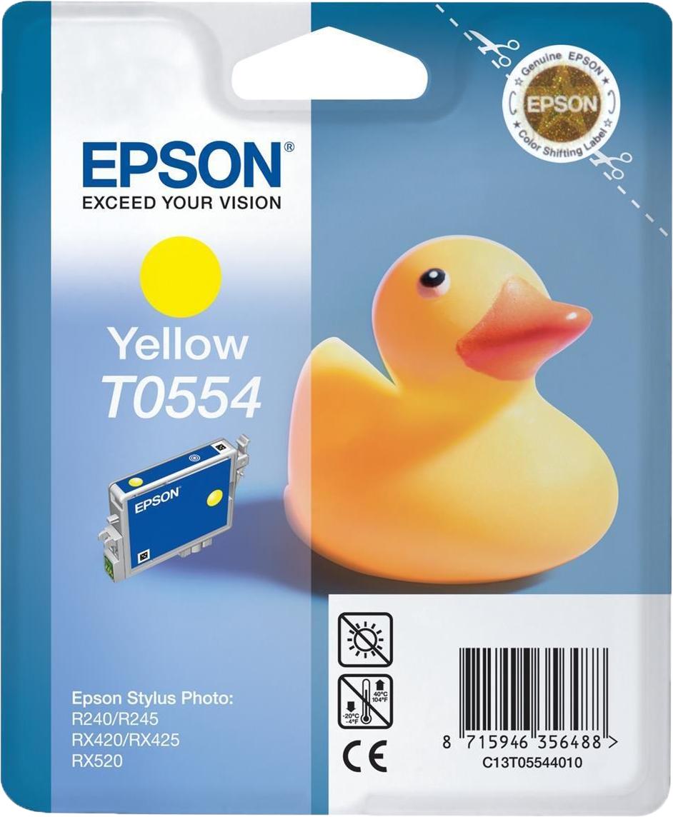 Epson T0554 geel