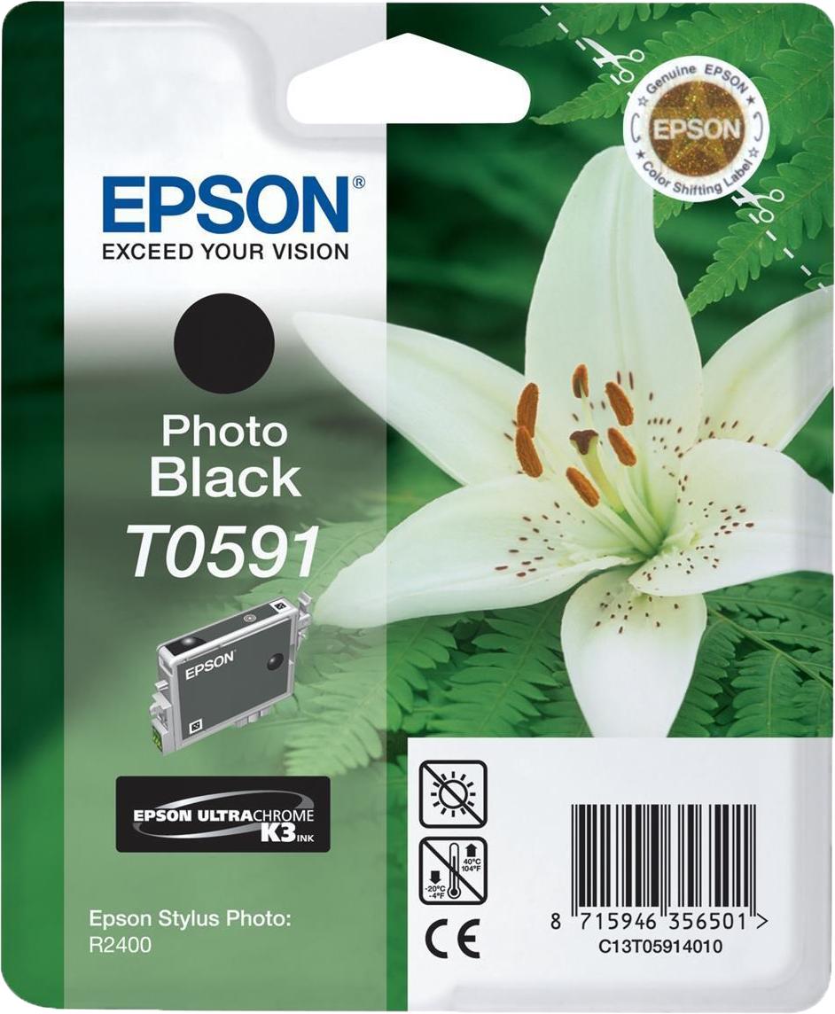 Epson T0591 foto zwart