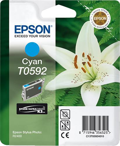 Epson T0592 cyaan