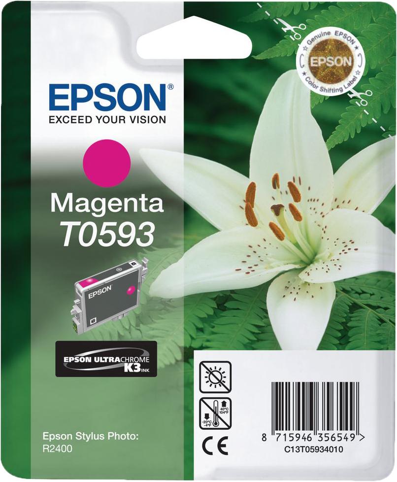 Epson T0593 magenta