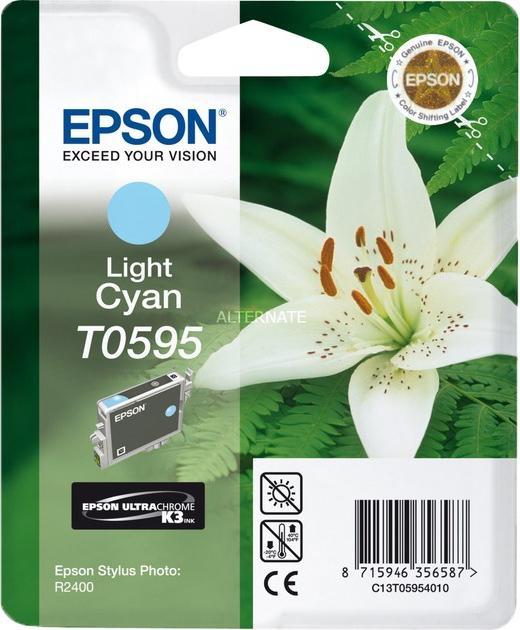 Epson T0595 licht cyaan