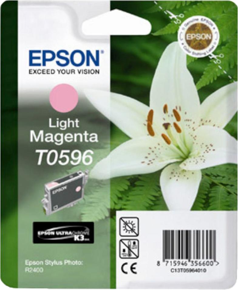 Epson T0596 licht magenta