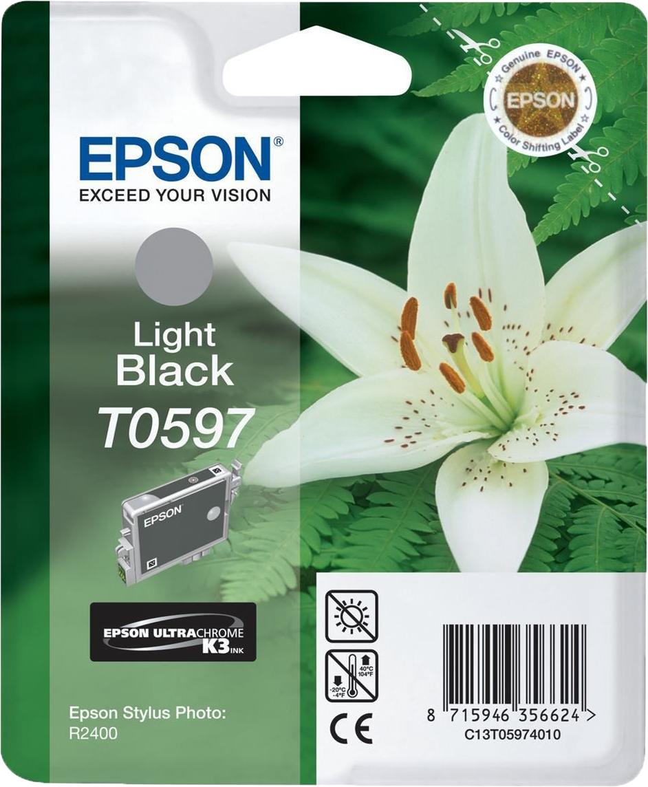 Epson T0597 licht zwart