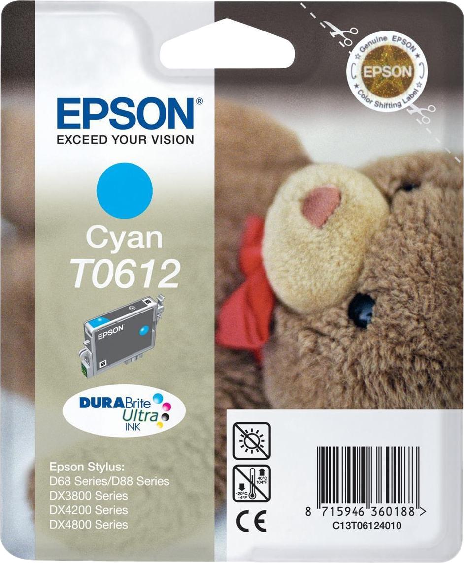 Epson T0612 cyaan
