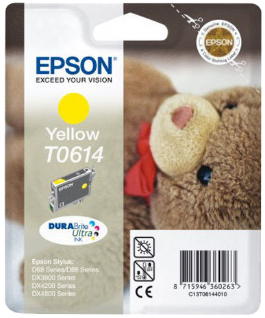 Epson T0614 geel