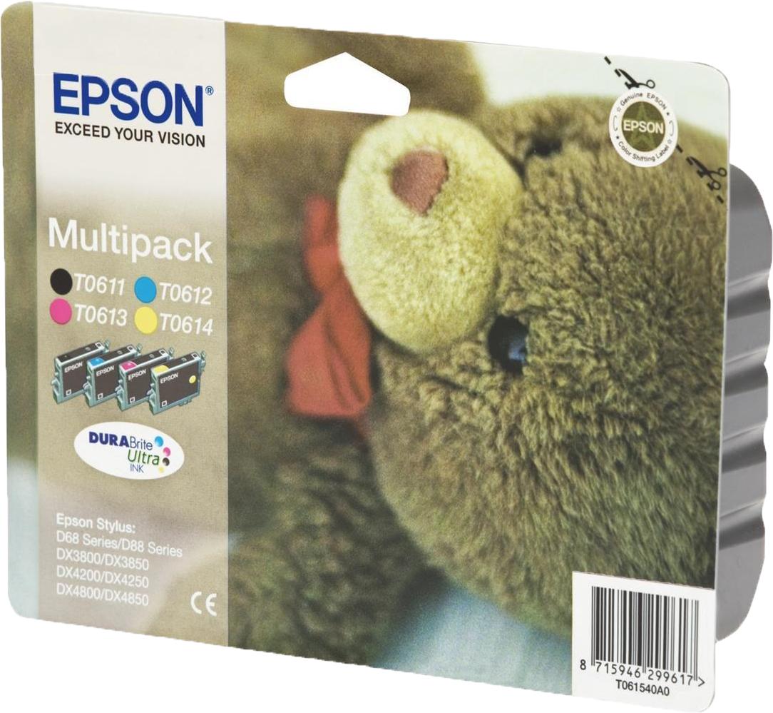 Epson T0615 Multipack kleur