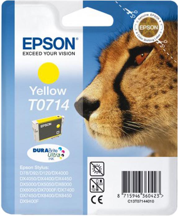 Epson T0714 geel