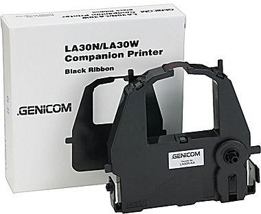 Tally Genicom LA30N/W, LA36N/W zwart
