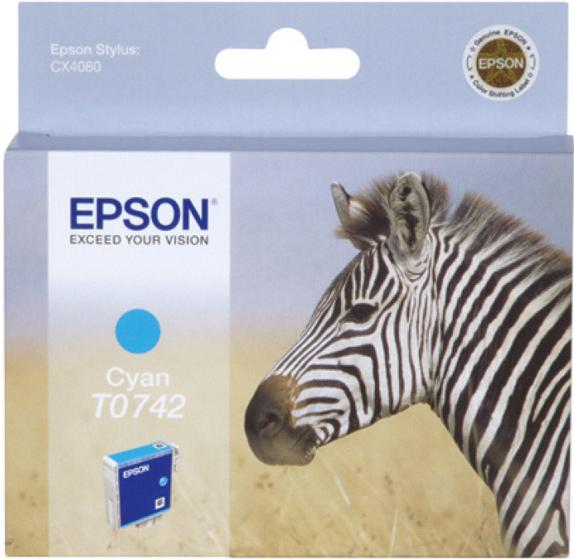 Epson T0742 cyaan