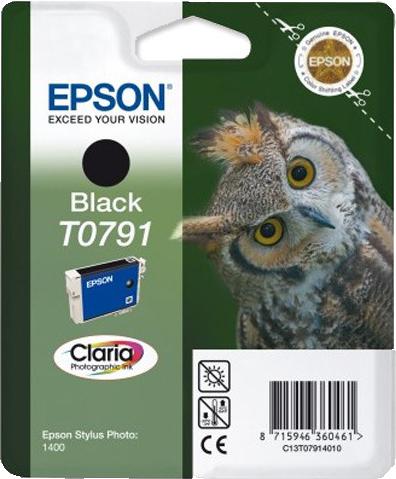 Epson T0791 zwart