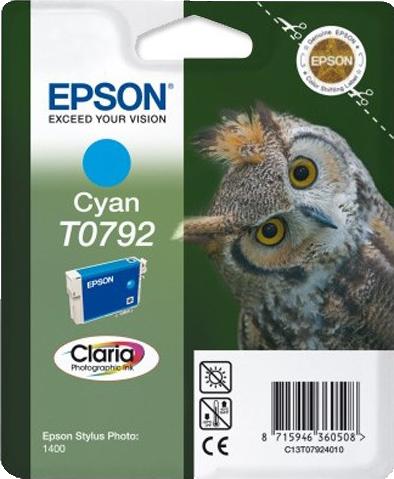 Epson T0792 cyaan